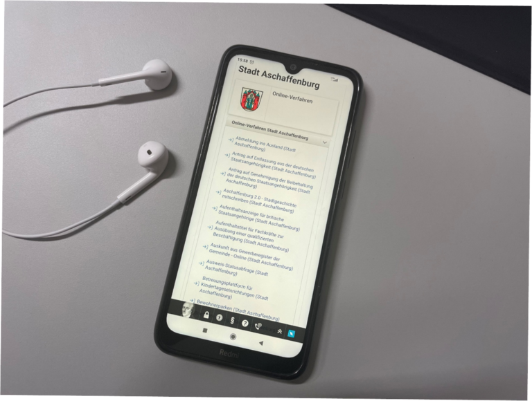 "Read more about the article ""Digitales Amt"": Nächste Auszeichnung winkt"