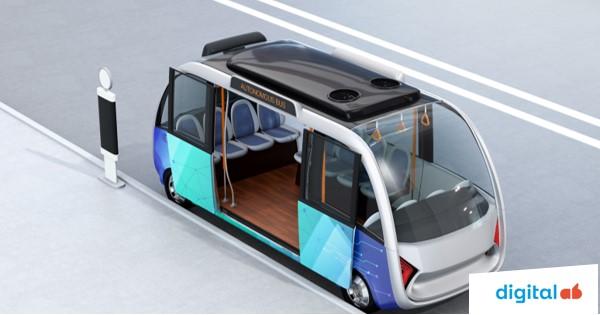 Zukunftstechnologie: Autonom fahrende Kleinbusse